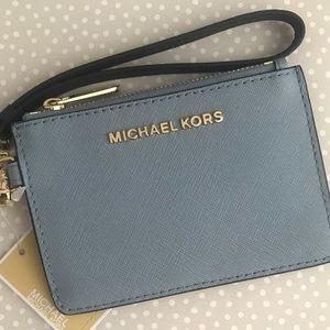 Michael Kors purse wristlet